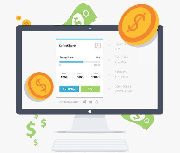 Bitcoin のような仮想通貨を稼ぐことができる