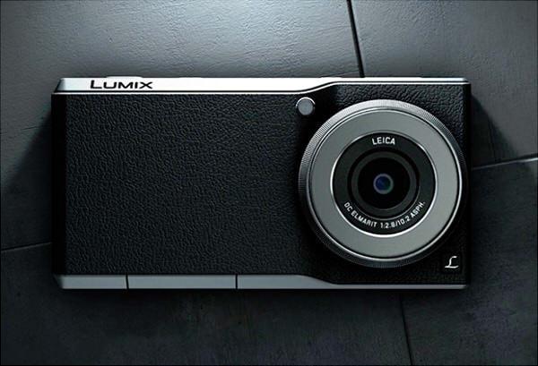 15.2mm の薄さに一眼の機能、コミュニケーションカメラ「LUMIX DMC-CM1」登場