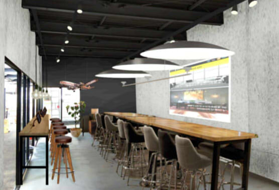 Antenna が南青山にカフェ出店−「Antenna〈〉WIRED CAFE」