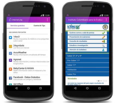 Facebook の Internet.org アプリ、コロンビアで利用開始