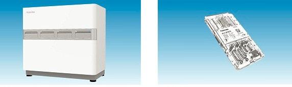 東芝、全自動 DNA 検査装置などを発売
