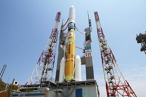 偵察衛星「情報収集衛星(IGS)レーダ予備機」打ち上げは明日10時21分、「ニコ生」で生中継