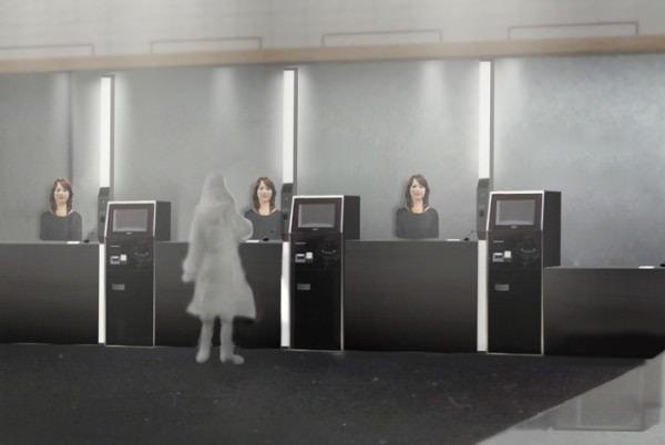 ロボット接客「変なホテル」がハウステンボスに7月オープン、宿泊代金はオークションで