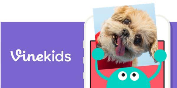「Vine キッズ」、6秒ループ動画アプリ Vine に子供向けバージョンが
