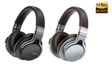ソニー、Bluetooth 接続でも高音質のハイレゾヘッドホンを発売