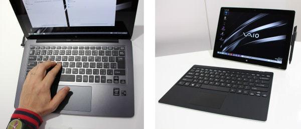 独立後初の VAIO ブランド PC「VAIO Z」「VAIO Z Canvas」は国産高級品