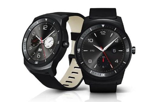 アクティブなユーザー向けにデザインされた LG G Watch R