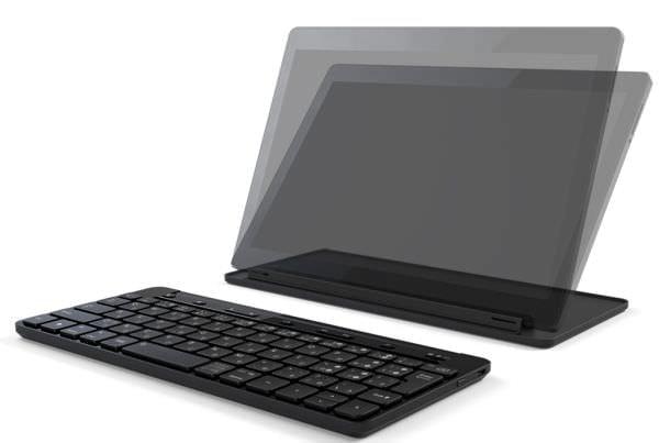 「Microsoft Universal Mobile Keyboard」(ブラック)