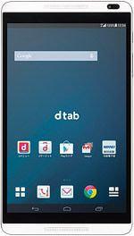 8インチ Android タブレットでドコモのコンテンツを楽しむ dtab