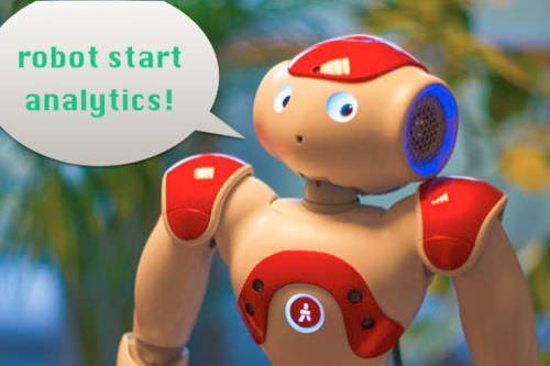 店先のロボットが顧客を分析するマーケティングソリューションが登場