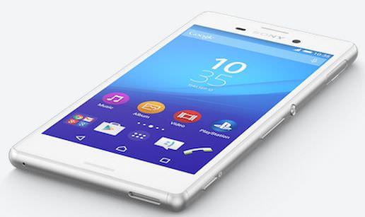 スマートフォン Xperia M4 Aqua