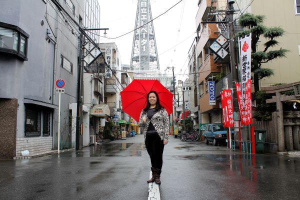 「全日本おばちゃん党」谷口真由美さん Photo Credit: Koichi Miyase/Facebook