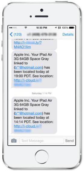 盗難の被害者から iCloud ログイン情報を騙し取るフィッシングサイト―シマンテックが警告