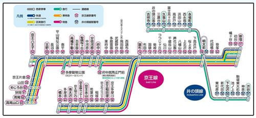 京王線全線で WiMAX 2+のエリア整備完了