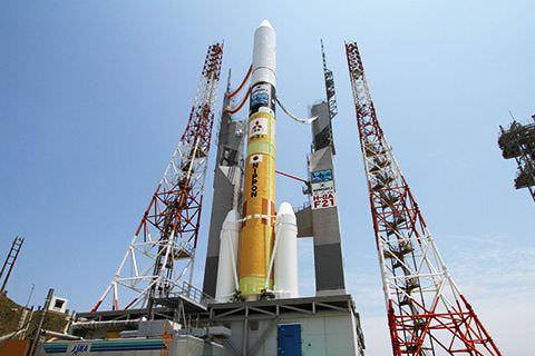 明日26日、情報収集衛星光学5号機が種子島から打上げ