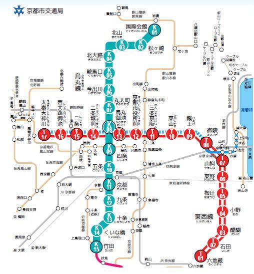 京都市営地下鉄東西線、WiMAX 2+も携帯電話もサービスを開始