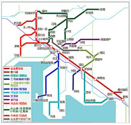 「WiMAX 2+」、名古屋鉄道の駅構内とエスカ地下街でのエリア整備完了