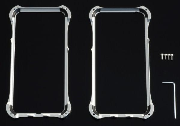 内側の高密度ウレタンで iPhone 6 守る