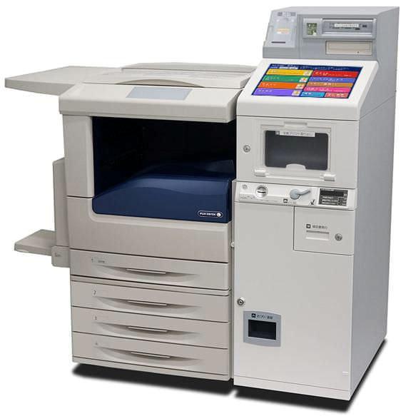 セブン-イレブンのマルチコピー機、スマホの文書を Wi-Fi プリントできる機能