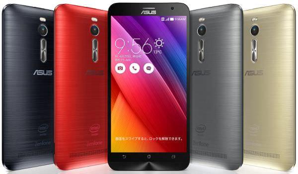 ASUS 製 ZenFone 2、ニフティ MVNO サービス「NifMo」で通信サービスとセット販売