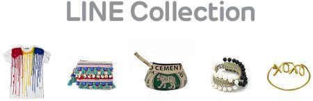 LINE、まだ知られていないデザイナーやブランドやブランドを紹介する「LINE Collection」を開始