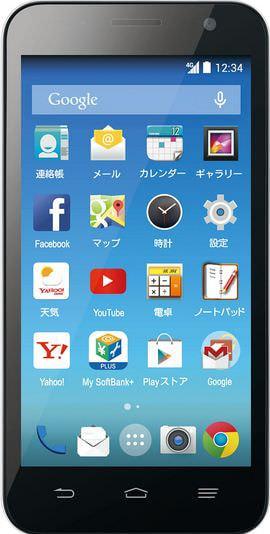 ソフトバンクモバイル、4G LTE 対応のプリペイド専用スマートフォン「BLADE Q+」を発売