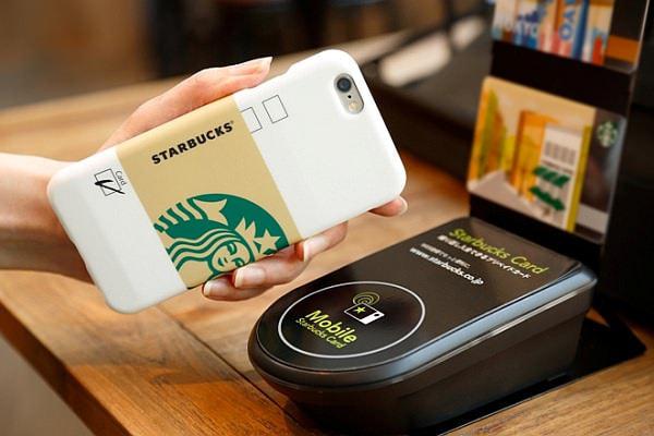 スタバカードがスマホケースになったぞ!--iPhone 6 ユーザー限定だけど