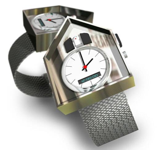 Apple Watch はもう古い、世界はハト腕時計「Cuckoo Watch」を待っている