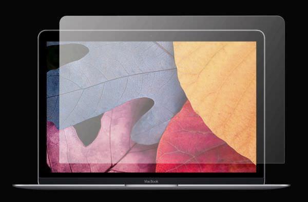 新型 Mac を守るガラスフィルム、もうすぐ登場
