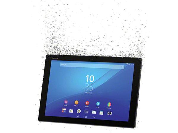 薄く、軽く、防水のタブレット「Xperia Z4 Tablet」、携帯電話契約の要らない Wi-Fi 版が登場