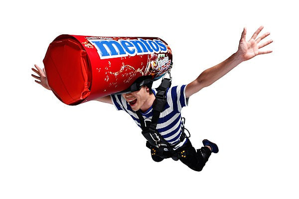 六本木上空からまっさかさま!--「オキュラス・リフト」を使った疑似スカイダイビング開催