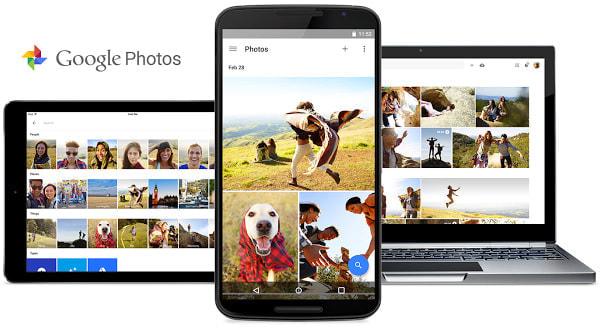 スマホの動画・写真を無料、無制限に保存できる「Google フォト」登場-- iCloud がすぐいっぱいになる人に朗報?