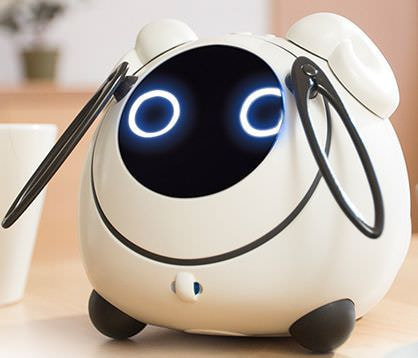 ロボットと自然な会話ができる、タカラトミーの「オハナス」