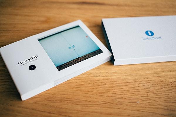 1分で制作・発注できる--インスタグラムの写真を使った製本サービス登場