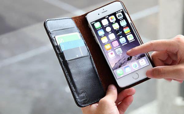 日本職人手作り「栃木レザー」を使用した手帳型iPhone6ケースが発売