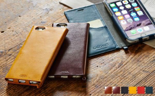 イタリア「ワルピエール」のレザーを使ったiPhone 6ケース、Hameeストラップヤが販売