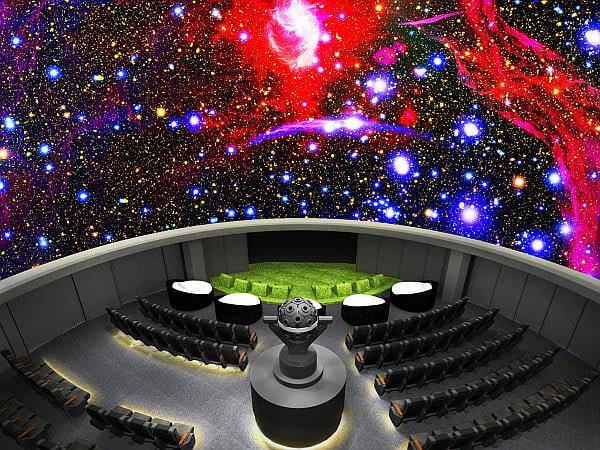 プラネタリウムの感動をスマホで--「満天」の作品が360度パノラマ動画で登場