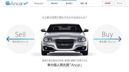 より高く売り、より安く買う―中古車売買オンラインサイトのベータ版が登場