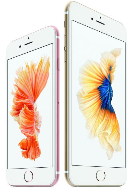 「iPhone 6s」と「iPhone 6s Plus」は「3D Touch」搭載でより直感的に操作