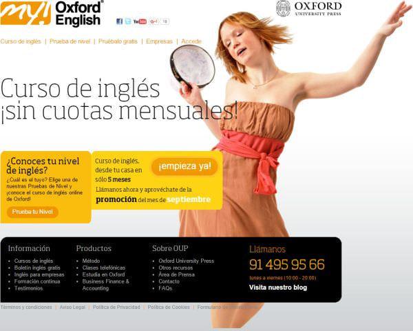 オックスフォード大学出版局が開発した英語学習サービス「My Oxford English」