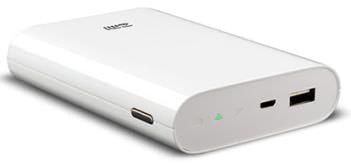 Y!mobileからWi-Fiルータにもなるモバイルバッテリ「Battery Wi-Fi」
