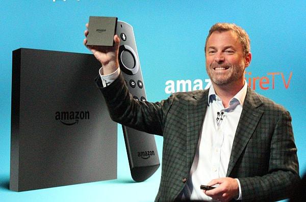 高性能ストリーミング端末とうたう「Amazon Fire TV」「Fire TV Stick」の展開も開始