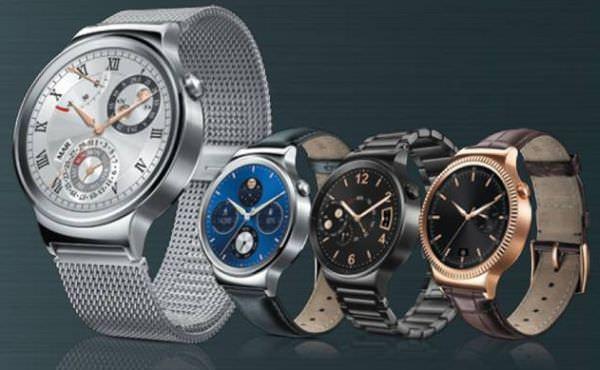 置き忘れたスマートフォンも探せるクラシックなスマートウォッチ「Huawei Watch」