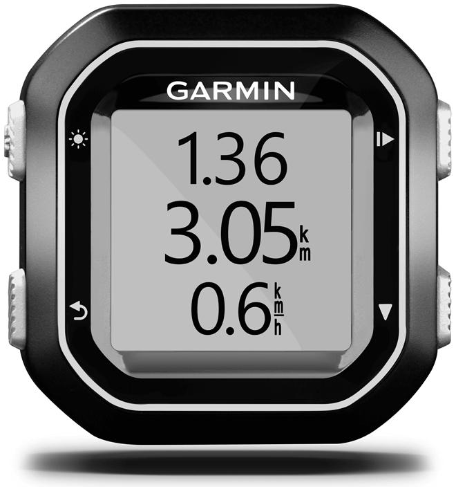 ガーミン超小型GPSサイクルコンピューター「Edge 25J」発売
