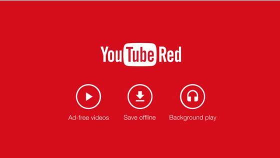 広告なしの「YouTube」、「YouTube Red」は月額9.99ドル