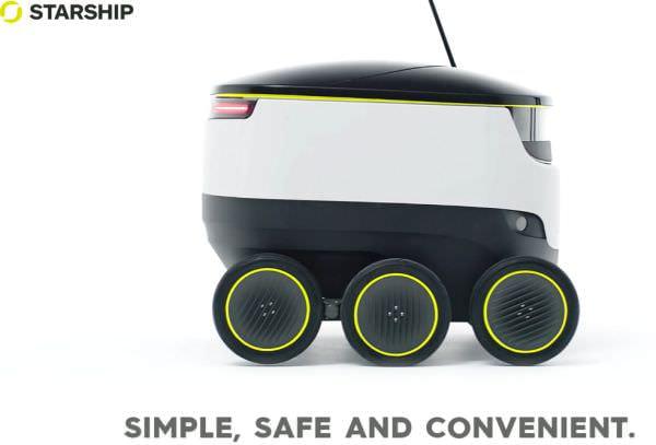宅配ロボットかドローンか―2016年にはパイロット版を開始予定の宅配ロボットサービス