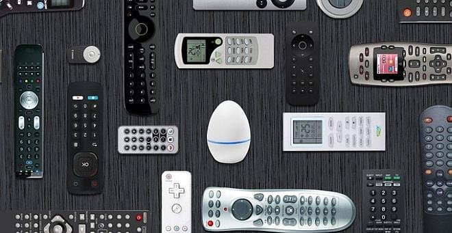 リモコン探す必要なし!たまご型「SmartEgg」で家電を一括操作しよう【Kickstarter】