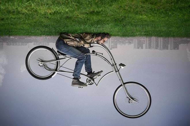 ちょい悪オヤジになれる(?)自転車「ARCHONT」