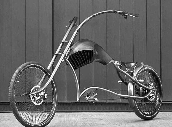 電動アシスト自転車バージョン「ARCHONT electro」