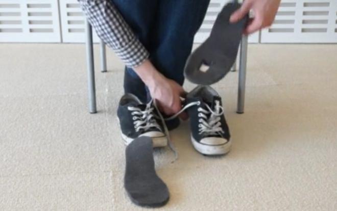 足で電子デバイスを操作する「KickSoul」